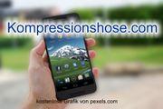 Top-Level com Domain - Kompressionshose com -