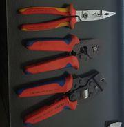 Knipex-Zange 3 Stück