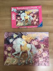 Ravensburger Puzzle Waldausritt
