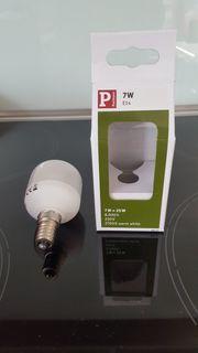 7x Energiesparlampe IMEX Paulmann E14
