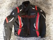 Motorradjacke Vanucci G 52 Schwarz