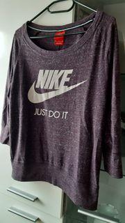 Shirt Sportshirt Fitness Nike Gr