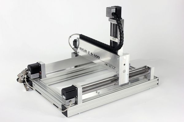 CNC Fräse High-Z S-400 T