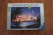 Ravensburger Puzzle 1500 Teile Karibischer