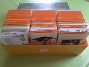 Box mit Bastelanleitungen siehe Fotos