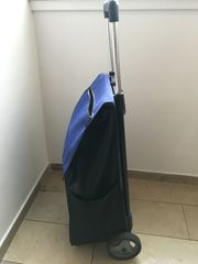 Einkauftrolly Einkaufs-Rolltasche
