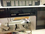 Stickmaschine von Pfaff mit XXL