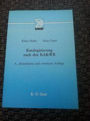 RAK-WB Buch