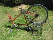 Aluminium Herren-Fahrrad Herrenrad Rad Bike