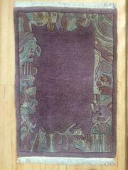 Nepalteppich 97 x 67 cm