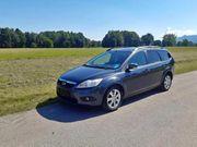 Ford Focus Titanium traveler