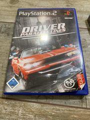 Driver Parallel Lines PS2 Spiel