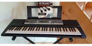 Keyboard für Einsteiger Yamaha YPT -