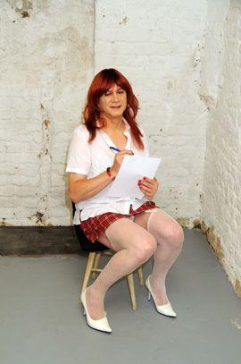 Escort-Transgender - TS Jannina aus Duisburg