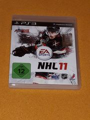 PS3 Spiel NHL 11