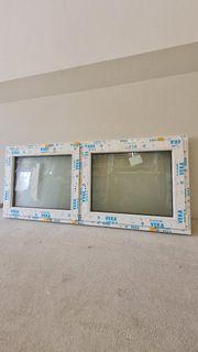 Fenster 2 flügelig dkl-dkr