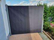Seitenmarkise Sichtschutz 200x300 cm zu