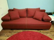 Edles Bettsofa Hato Couch Schlafcouch