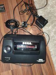 Sega Mastersystem Sammlerstück