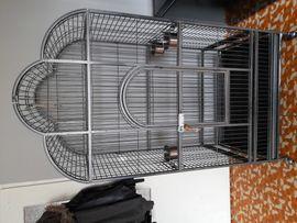 Papageien Käfig nur heute 40EUR