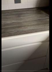 Zeitlose moderne weiße Marken-Hochglanz Einbauküche