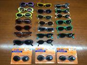 Wegen Geschäftsauflösung Sonnenbrillen zu verkaufen