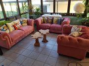 schöne couch Garnitur zu verkaufen