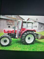 Steyr 8055 allrad