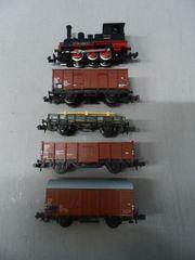 Eisenbahn Minitrix - Arnold - Spur N -