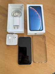 Apple iPhone XR Blau 64GB