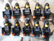10 Lego Figuren mit Waffe