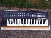 KORG POLYSIX analog Synth Synthesizer