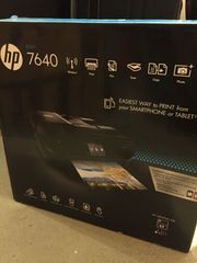 HP Envy 7640 Drucker