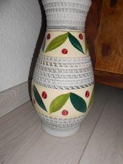 Vase aus den70igern oder älter