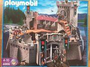 Playmobil Ritterburg Raubritter mit Zusatzfiguren