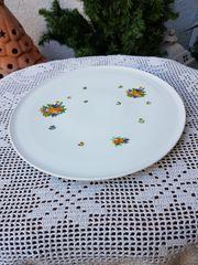 Neuwertige Kuchen Tortenplatte von Arzberg