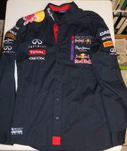 Red Bull Fan Hemd