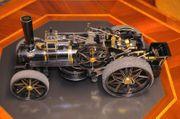 Live Steam Maxitrak-Accucraft FOWLER Traktor