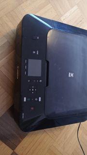 Canon Pixma MG5450 defekt