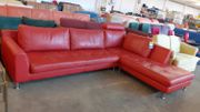 Sofa Leder L-Form 300x210 hochwertig -
