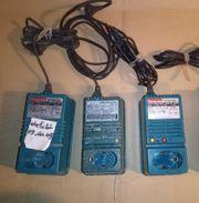 Makita Ladegeräte DC7100 DC9700