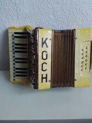 Akkordeon günstig der Marke Koch