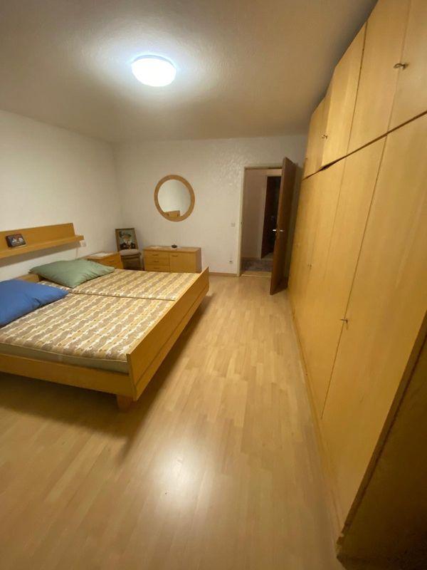 Schlafzimmer - nur zur Abholung bis