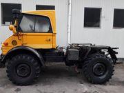 Unimog 406 Cabrio Agrar Baujahr