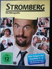 DVD Serie Stromberg Staffeln 1-3