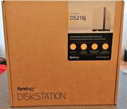 Synology DS 218j Diskstation
