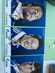 Schalke 04 Autogramme