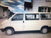 Suche Älteres Wohnmobil oder VW