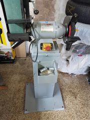 schleifmaschine PROMAC 322E mit standfuss