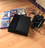 PS4 500GB 2 Controller Ladestation